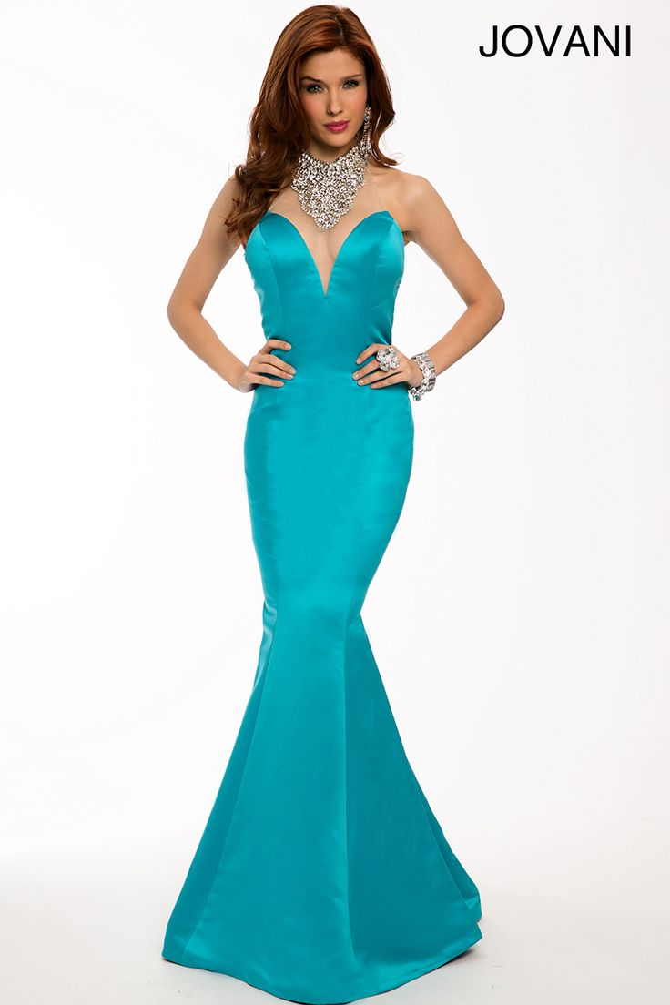 50 best Jovani Gowns images on Pinterest | Formal evening dresses ...