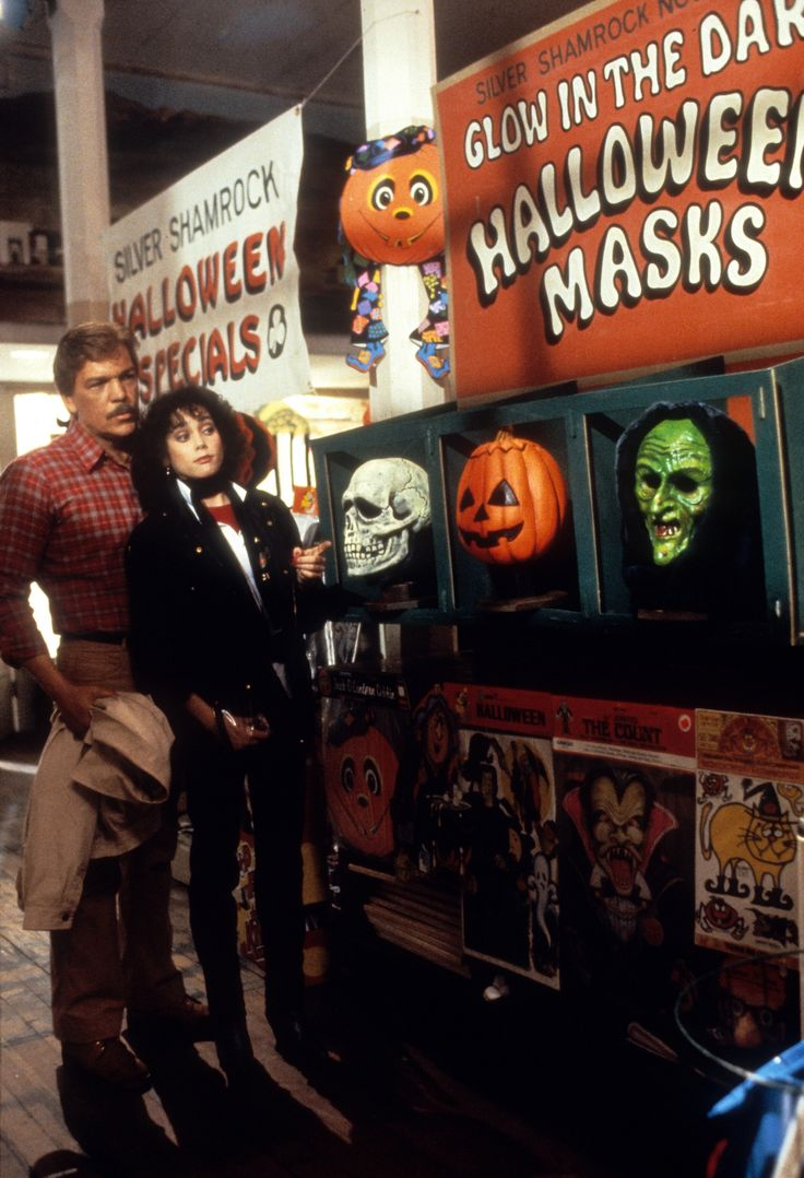 116 best Halloween III: Season of the Witch images on Pinterest