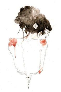 Cuando las palabras se quedan sin aliento.... Y el silencio resopla… Solo una poesía encadenada.... Nos salvan del todo y a la vez de la nada.... Aun sin saberlo…. M.A.R.