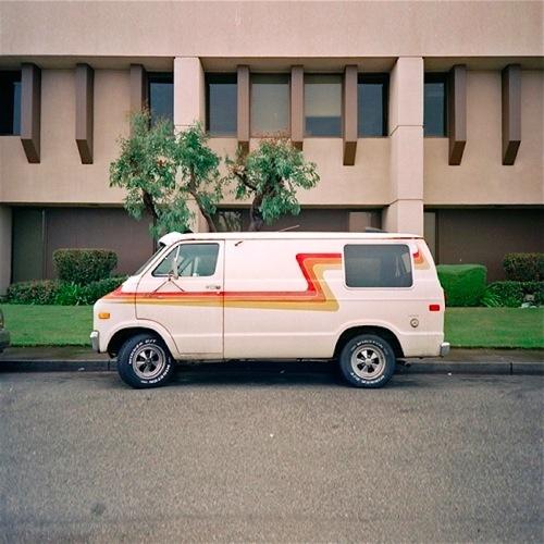 Chevy Van, oh yes