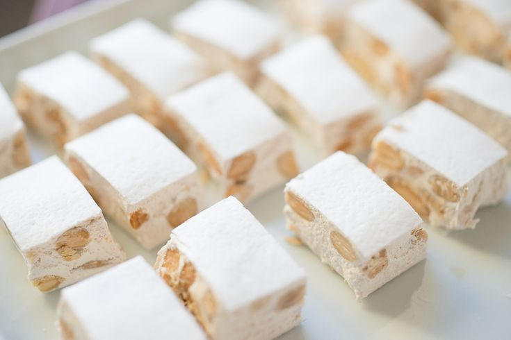 """NOUGAT DE MONTELIMAR. Ryan Norbauer has the most comprehensive/complete presentation of this candy. It includes technique, recipe, variations etc, all under what he calls """"A NOUGAT CURRICULUM"""", a project that he has been working on for many years now."""