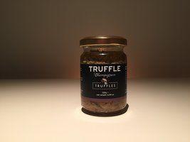 Lekker bij een pasta : Truffel Champignon tapenade