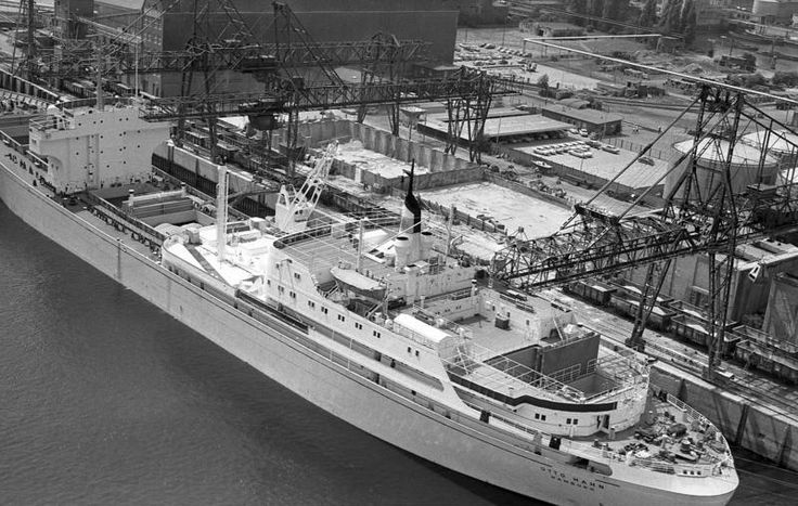 Barcos mercantes nucleares – Tecnología Obsoleta