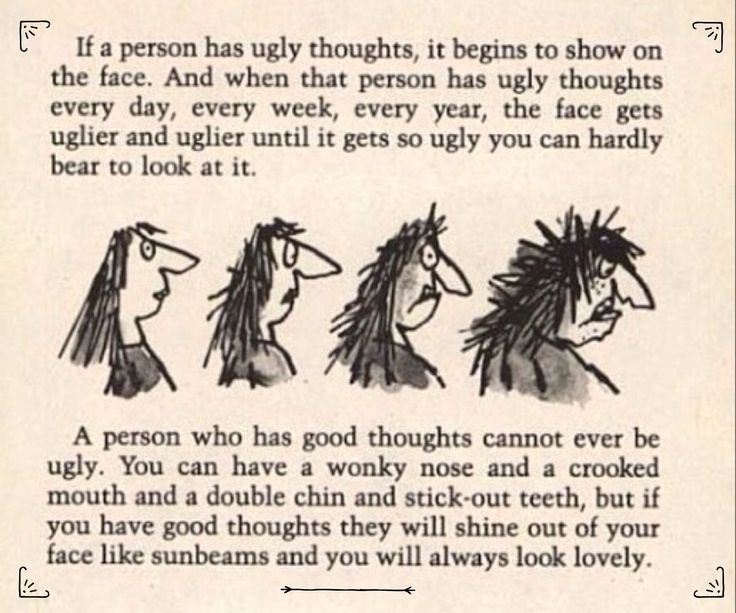 Image result for roald dahl the twits quote