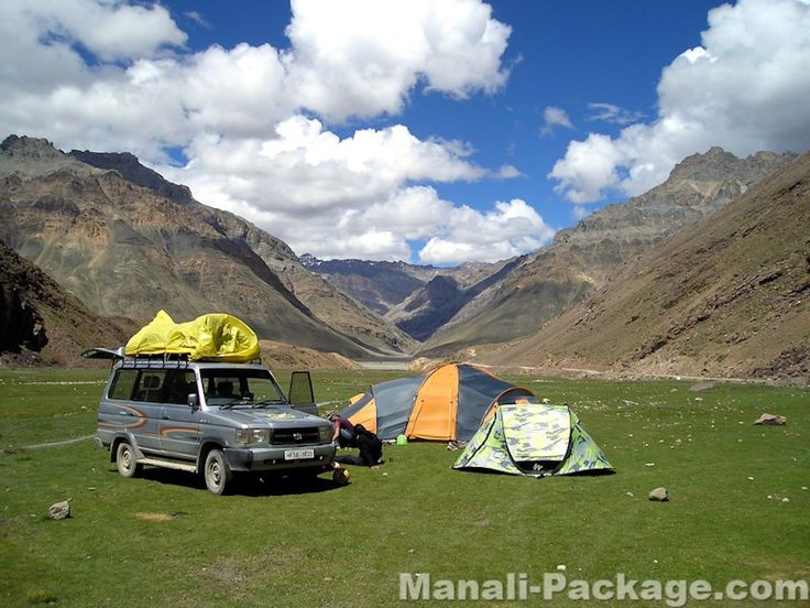 Enjoy Jeep Safari in Manali
