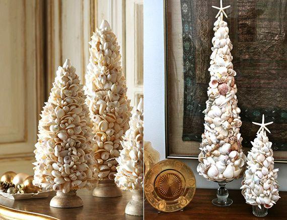 Die besten 17 ideen zu basteln mit muscheln auf pinterest for Dekoideen weihnachtsbaum