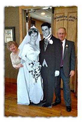 Сюрприз на годовщину свадьбы родителям