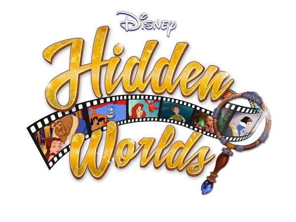 """Disney Hidden Worlds"" Game Available for iOS, Android and Facebook"