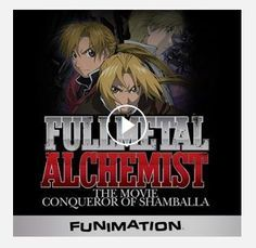 FREE Movie Rental: Fullmetal Alchemist - The Movie - The Conqueror of Shamballa - http://www.guide2free.com/music-and-movies/free-movie-rental-fullmetal-alchemist-the-movie-the-conqueror-of-shamballa/