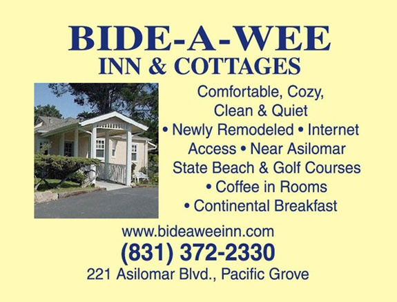 Peachy Bide A Wee Inn Cottages 221 Asilomar Avenue Beutiful Home Inspiration Xortanetmahrainfo