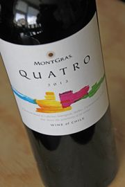 YOU know… Chili stands for qualitywines….  Just like THIS ONE…  Read on…  http://www.wijngekken.nl/2015/06/07/montgras-quatro-2013-do-valle-de-colchagua-chili/