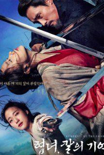 Memories of the Sword (2015) Poster