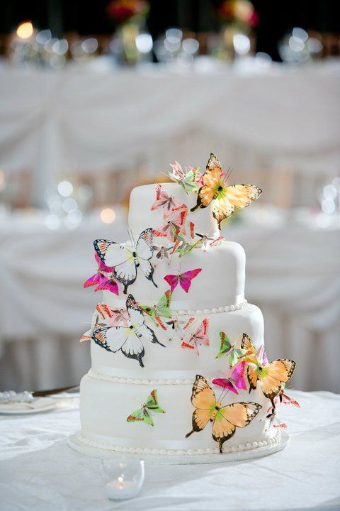 206 best butterfly wedding ideas images on pinterest