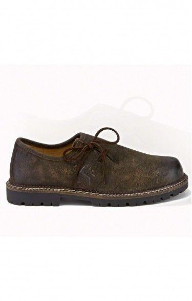 Oktoberfest shoes 1250 antique-rust