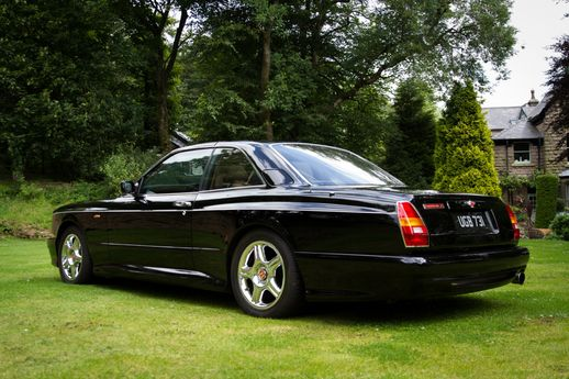 1999 Bentley Continental SC Auto - Silverstone Auctions