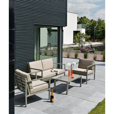 15 best Buiten All weather loungesets images on Pinterest - lounge gartenmobel outlet