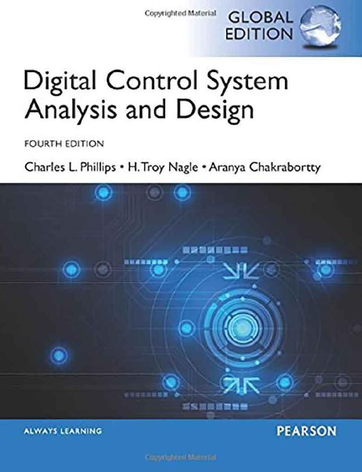 Digital Control System Analysis And Design 4th 4e Global Pdf Isbn 13