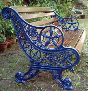 The Cast Iron Company Supplies Garden And Park Benches In Traditional Cast  Iron, Steel And Timber And Stainless Steel. Wrought Iron On Request.