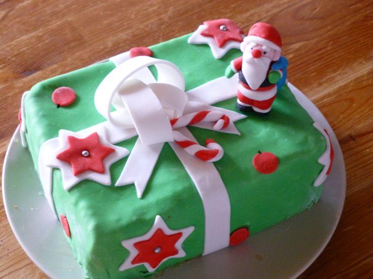Gâteau petits-beurre pour Noël