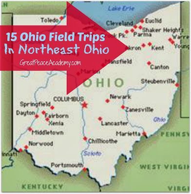 15 Field Trips in Northeast Ohio Where Homeschool Field Trips  at Great Peace Academy: