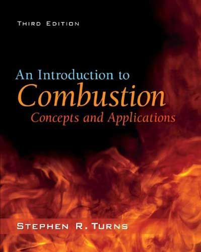 combustion turns solution manual
