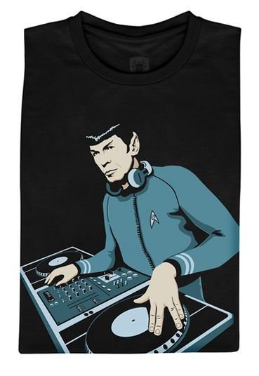 To DJ is the only logical choice