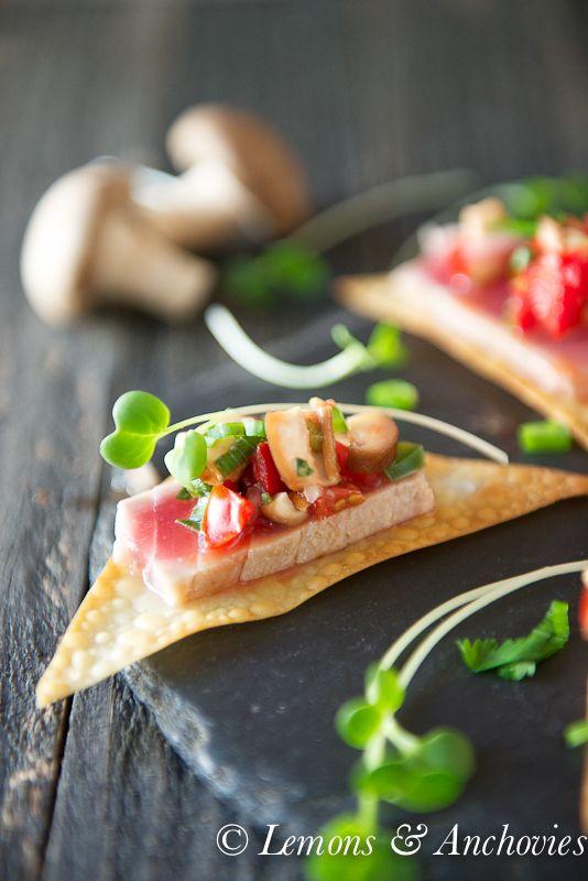 257 best appetizers images on pinterest appetizer for Paula deen mushroom canape