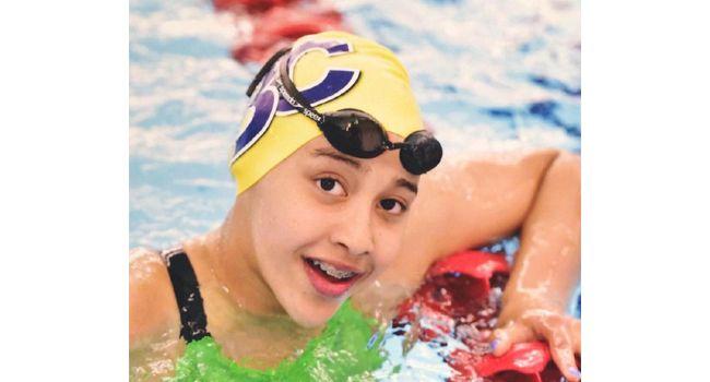 13 years old Nepali swimmer Gaurika Singh is the youngest in Rio    కెరీర్ ప్రారంభించి రెండేళ్లు కూడా కాలేదు.. అప్పుడే ఏడు రికార్డులు సొంతం చేసుకుంది.. నిండా పదమూడేళ్లు లేవు.. అంతర్జాతీయ పోటీల్లో సీనియర్లతోనే పోటీపడుతోంది..http://bit.ly/2aC4QAy     #Rio2016 #GuarikaSingh #RioOlympics #VasundharaKutumbam