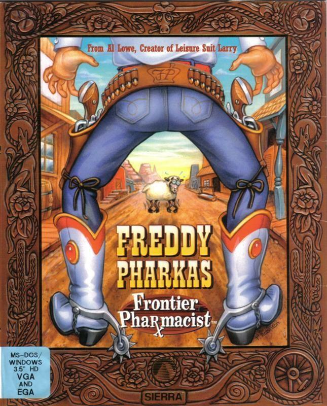 Vintage Computers & Retro Video Games: Freddy Pharkas, Frontier Pharmacist - The Retroist