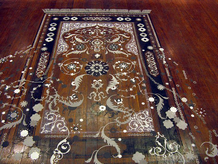 'An Ordinary Kind of Ornament' 2009. Hannah Bertram www.hannahbertram.com