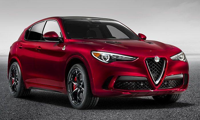 Stelvio je první sportovně-užitkový vůz Alfa Romeo