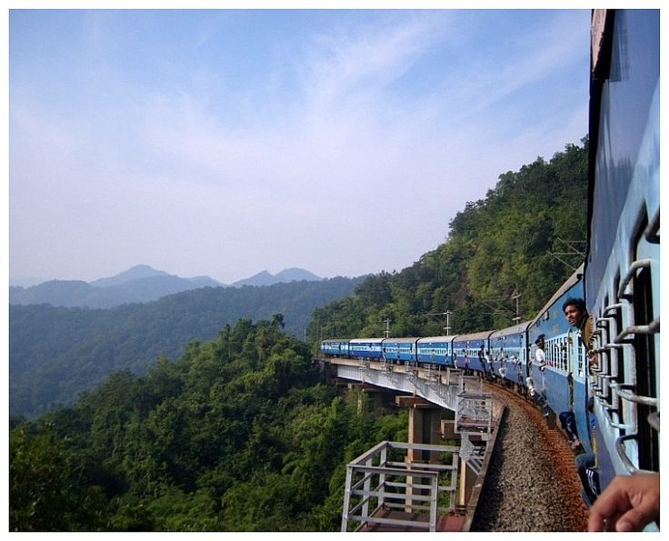 Araku Valley Train, Vizag, India