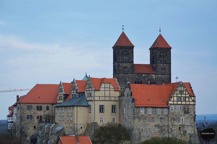 Quedlinburg, Germany http://sekulada.com/10-miast-w-niemczech-ktore-pokochacie/