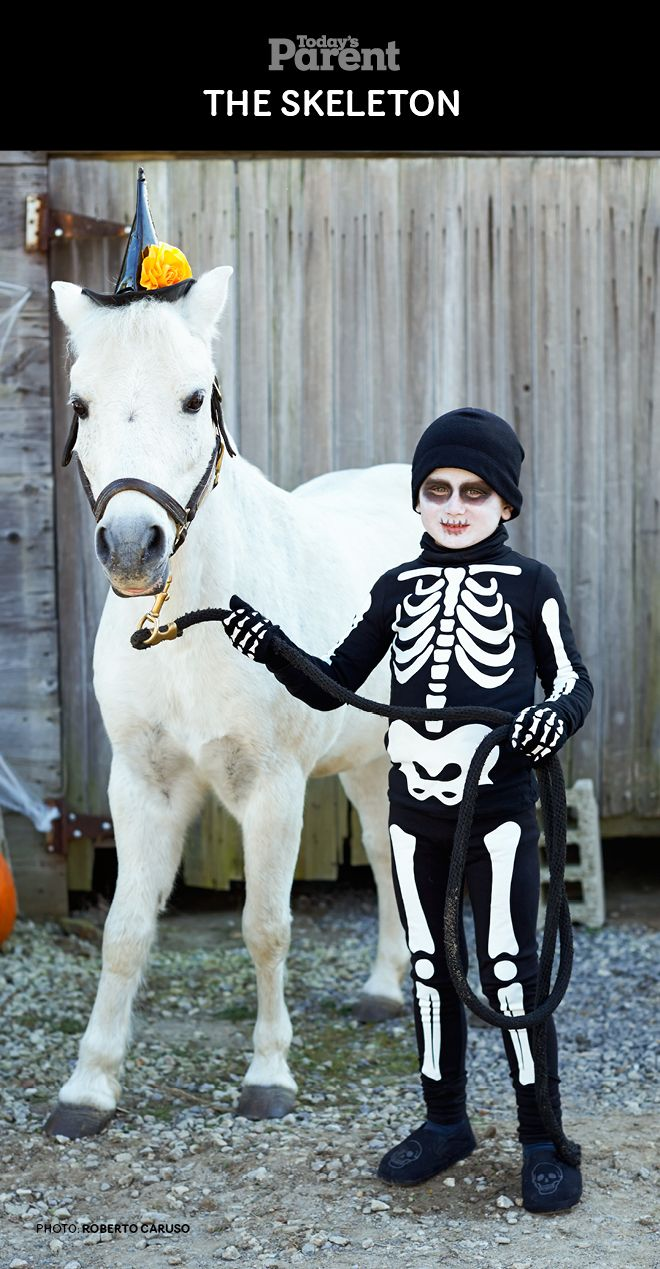 7 diy halloween costumes for kids - Scary Halloween Costumes For Children