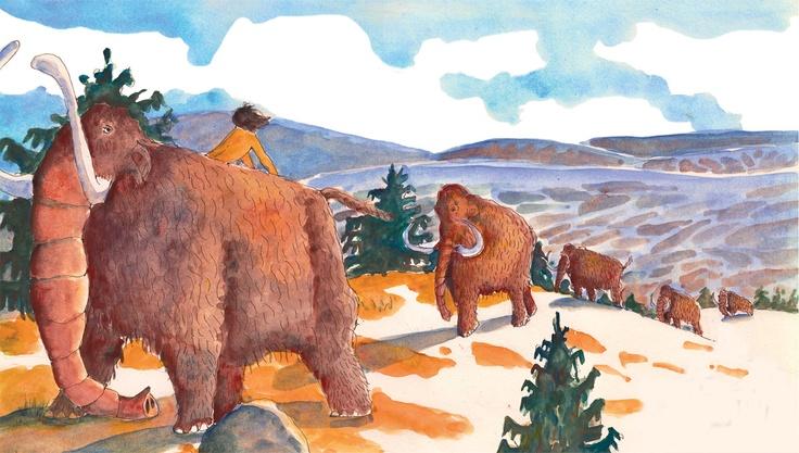 Mammoth Train