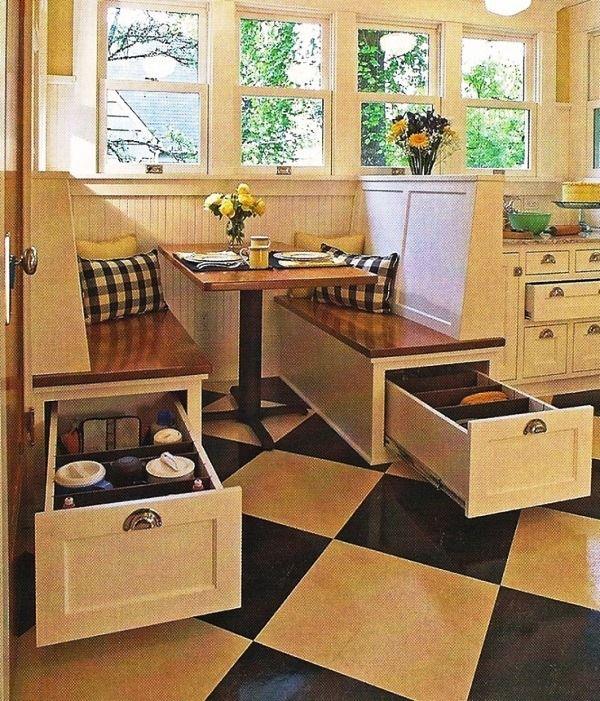 Great Kitchen Storage Idea