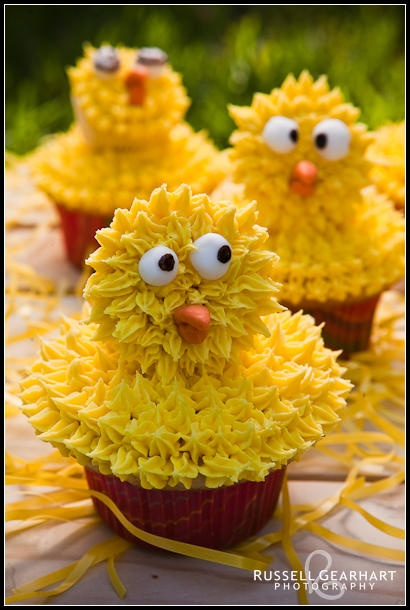 Crazy Chicken Cupcakes! <3Easter Chicks Cupcakes, Birds Cupcakes, April 2010, Big Birds, Ingrid Adventure, Crazy Chicken, Chicken Cupcakes, Cake Decorating, Crazy Chicks