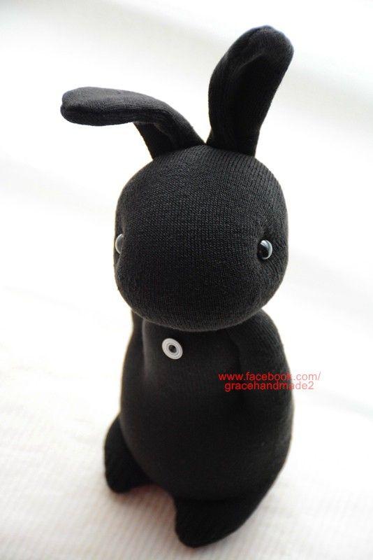 #273 sock bunny                                                                                                                                                     More