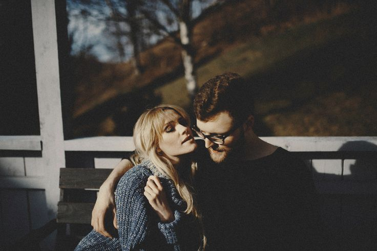 Anja and Dawid with so much love. #pikselove #love #couple #engagement #norwegian #warm  #sweater weather