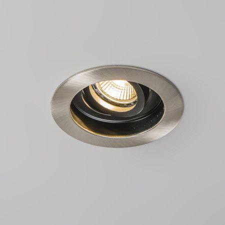 Einbaustrahler Rondoo Stahl Topqualität! Einbaustrahler Aus Gussaluminium  Mit Dreh  Und Schwenkbarer Lichtquelle. #