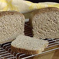 Skikkelig godt hjemmelaget brød lages med denne oppskriften.