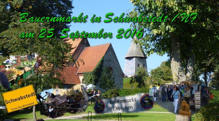 Bauernmarkt Schwabstedt September 2016