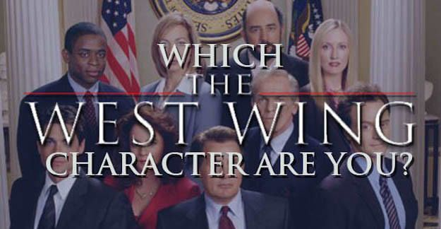 Which 'The West Wing' Character Are You?