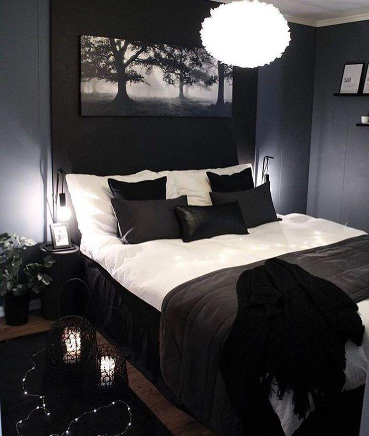 ногах картинки комнат в черном цвете окон
