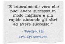 #citazioni #frasi #aforismi #successo #Napoleon #hill