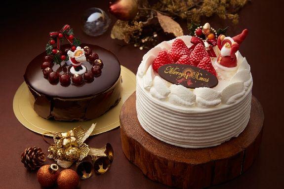 クリスマスケーキ予約受付開始 もっと見る