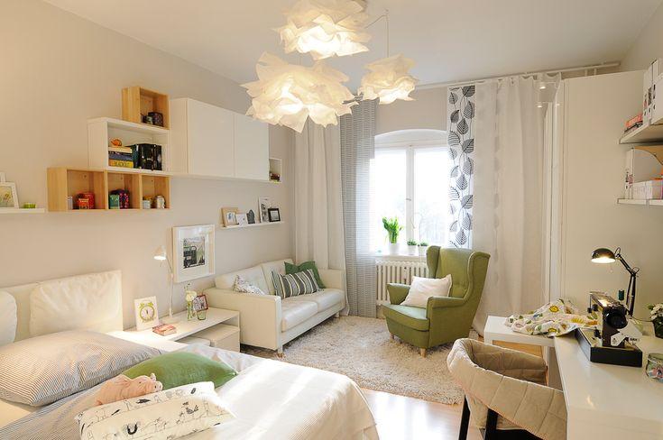 Частичка ИКЕА есть в каждом доме - Трансформация спальни: до и после