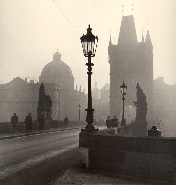 Jaroslav Kysela, Praga (1939)