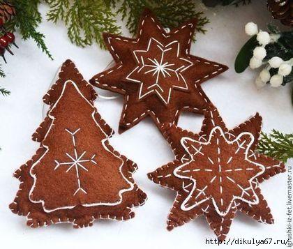 encuentra este pin y muchos ms en navidad adornos colgantes de maritamarm