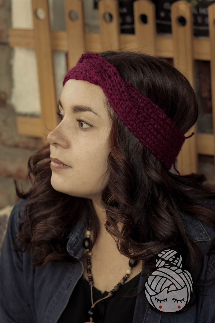 cintillo headband, Las Albornoz